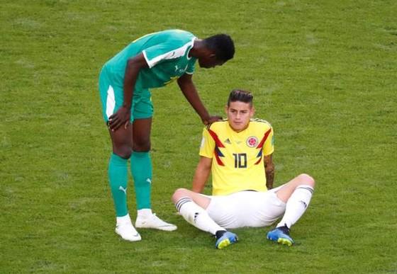 Senegal - Colombia 0-0, Màn tra tấn thể lực của Senegal ảnh 3