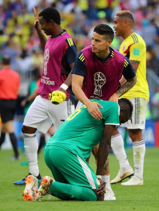 Senegal - Colombia 0-0, Màn tra tấn thể lực của Senegal ảnh 6