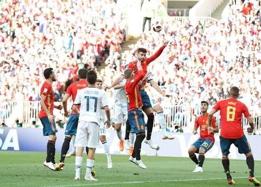 Nga - Tây Ban Nha: Chủ nhà sẽ tấn công phủ đầu ảnh 4