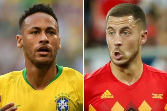 Brazil - Bỉ: Cuộc chiến giữa ngẫu hứng và thực dụng ảnh 1