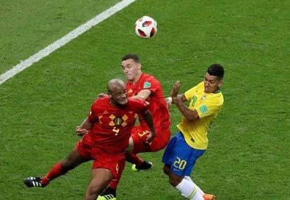Vermaelen tham vọng vô địch World Cup cùng tuyển Bỉ ảnh 1