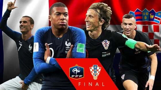 Pháp - Croatia: Tinh thần mã thượng và trò chơi cân não (Dự đoán của chuyên gia)