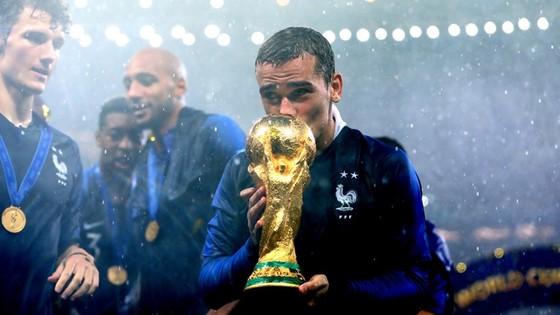Luka Modric đoạt Quả bóng vàng World Cup 2018 ảnh 3