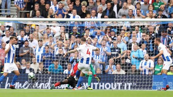 Brighton - Man United 2-1: Quỷ đỏ đối mặt nguy cơ sụp đổ ảnh 2