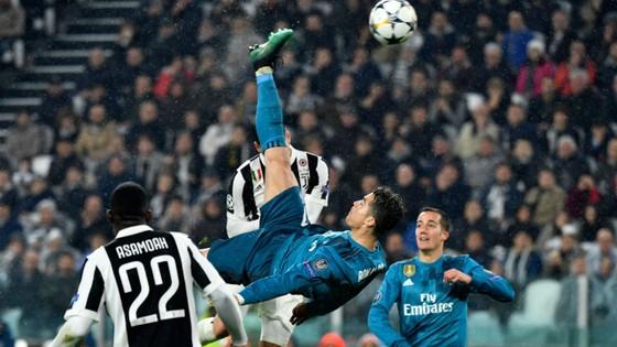Pha ghi bàn tuyệt đẹp của Ronaldo
