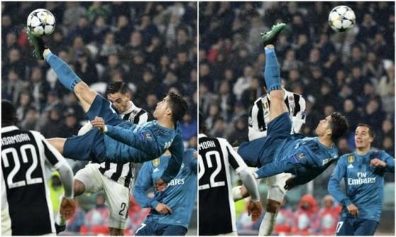 Ronaldo đoạt giải thưởng Bàn thắng đẹp nhất mùa giải của UEFA ảnh 2