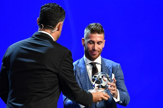 Luka Modrid được vinh danh khi Real Madrid quét sạch mọi giải thưởng ảnh 1