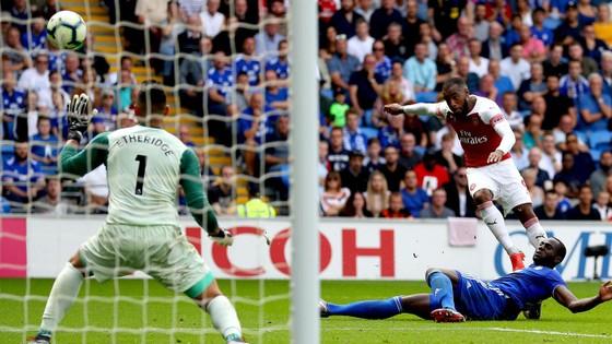Cardiff City – Arsenal 1-2, Aubameyang mở tài khoản ảnh 6