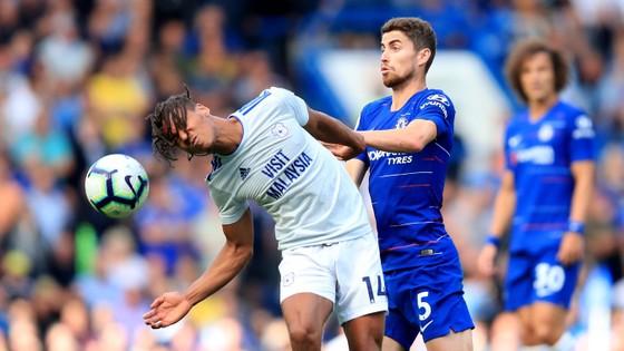 Chelsea - Cardiff City 4-1:Hazard ghi hat-trick, Chelsea chiếm ngôi đầu ảnh 5