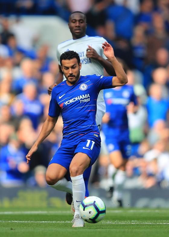Pedro: Chelsea bây giờ giống hệt Barcelona của Pep ảnh 1