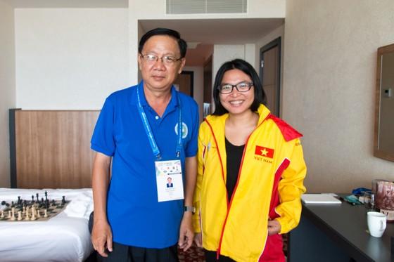 Tuyển nam, nữ Cờ vua Việt Nam trở lại Top 20 ảnh 1