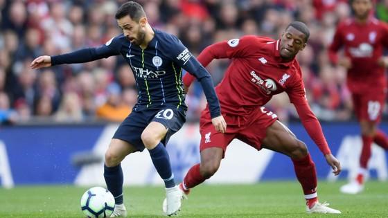 (TRỰC TIẾP) Liverpool - Manchester City: Quyết đấu ở Anfield ảnh 1