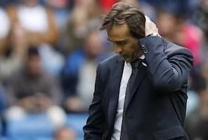 Lopetegui đã không còn cơ hội ở Real Madrid.