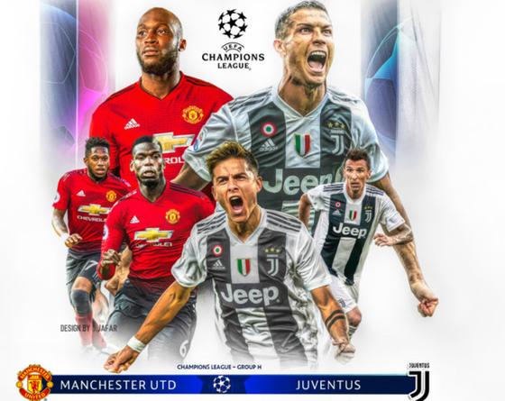 Man United - Juventus: Ronaldo tung hoành Old Trafford