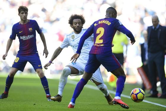 Hậu vệ Marcelo đang là chân sút hữu hiệu nhất của Real Madrid