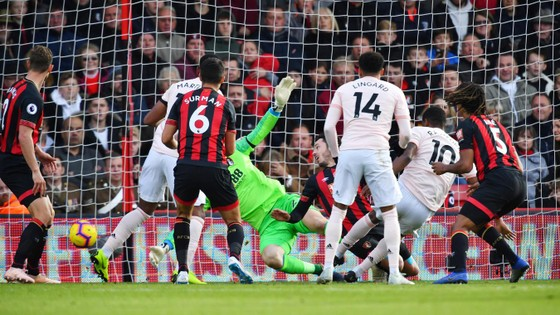TRỰC TIẾP: Bournemouth - Man United: Quỷ đỏ quyết đôi công ảnh 7