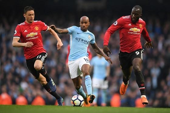 Derby thành Manchester: Mourinho hy vọng Lukaku trở lại  ảnh 1
