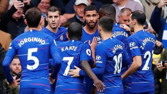 Chelsea - Fulham 2-0: Pedro khai hỏa, Loftus-Cheek góp công ảnh 4