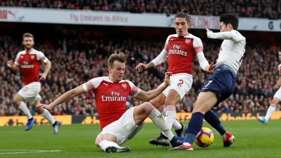 Arsenal - Tottenham 4-2: Màn trình diễn kinh hoàng ở Emirates ảnh 4