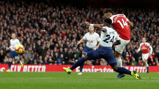 Arsenal - Tottenham 4-2: Màn trình diễn kinh hoàng ở Emirates ảnh 7