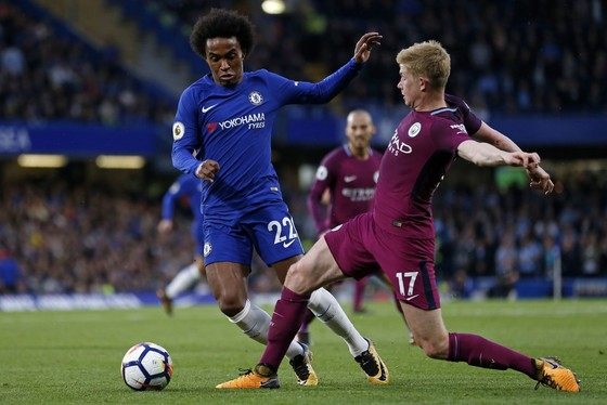 Thắng Man City, Chelsea sẽ trở lại đường đua vô địch ảnh 1