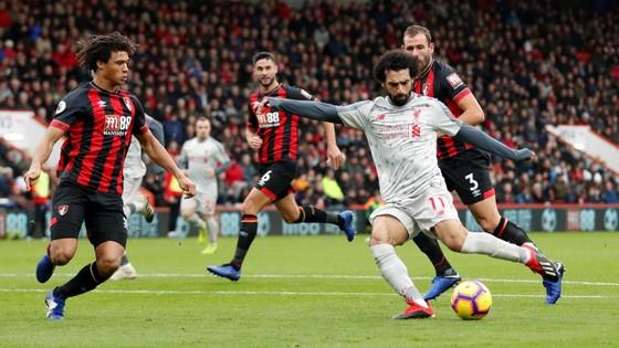 Bournemouth - Liverpool 0-4: Salah ghi hat-trick, Liverpool tạm chiếm ngôi đầu ảnh 5