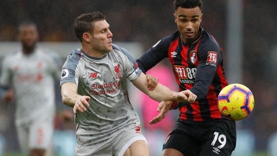 Bournemouth - Liverpool 0-4: Salah ghi hat-trick, Liverpool tạm chiếm ngôi đầu ảnh 1