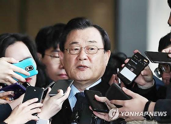 Bê bối chính trị tại Hàn Quốc: Y án đối với bạn thân của cựu Tổng thống Park Geun-hye ảnh 1