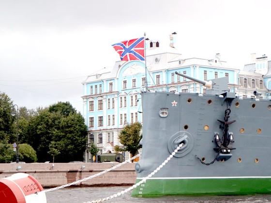 Kiêu hãnh nước Nga ảnh 2