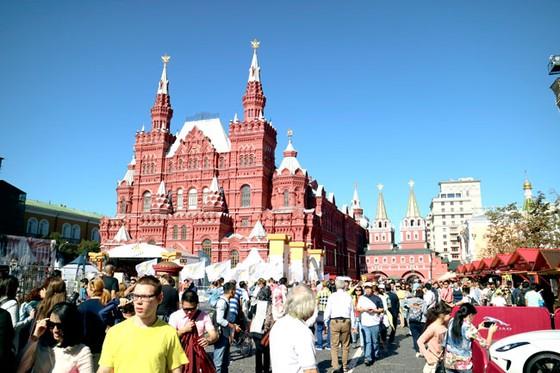 Kiêu hãnh nước Nga ảnh 5