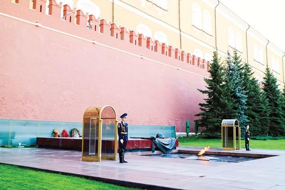 Kiêu hãnh nước Nga ảnh 6
