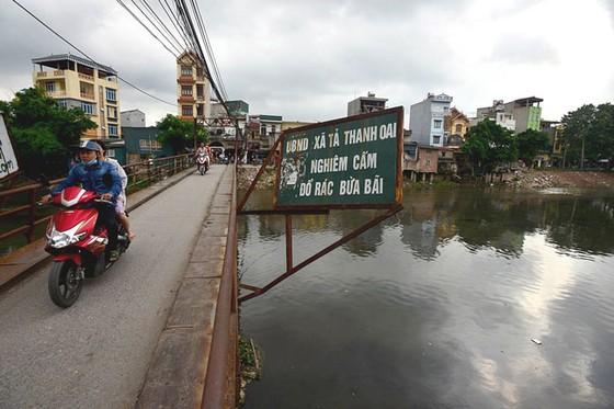"""Hà Nội trước ngày làm """"sống lại"""" 4 dòng sông ảnh 2"""