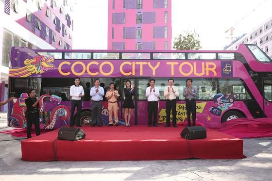 Xe buýt du lịch 2 tầng Coco City Tour có mặt tại Đà Nẵng ảnh 1