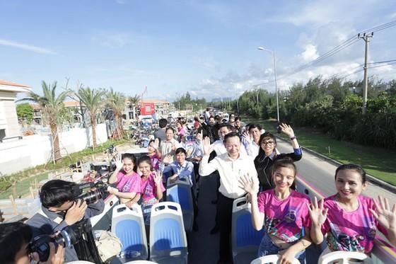 Xe buýt du lịch 2 tầng Coco City Tour có mặt tại Đà Nẵng ảnh 2