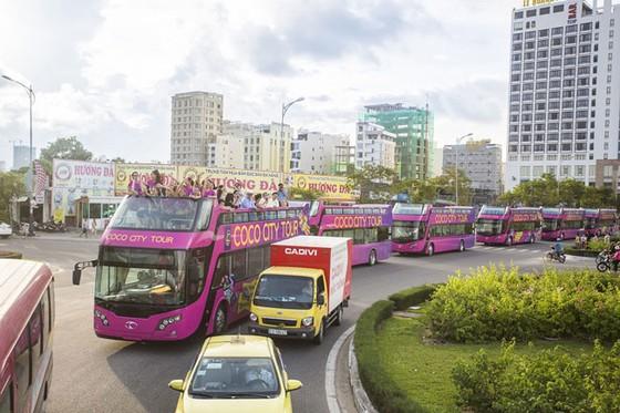 Xe buýt du lịch 2 tầng Coco City Tour có mặt tại Đà Nẵng ảnh 3