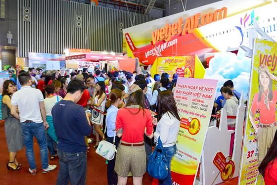 Vietjet tặng 700.000 vé giá 0 đồng tại Hội chợ Du lịch quốc tế TPHCM ảnh 4