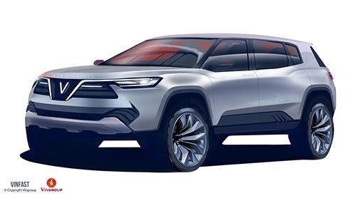 VinFast công bố thiết kế 20 mẫu xe hơi thương hiệu Việt ảnh 10