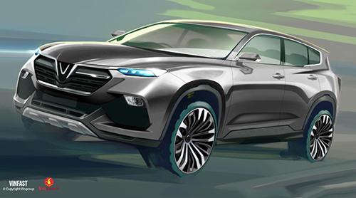 VinFast công bố thiết kế 20 mẫu xe hơi thương hiệu Việt ảnh 12