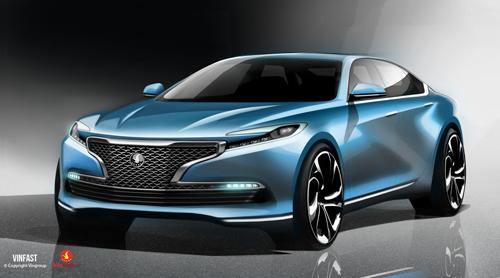 VinFast công bố thiết kế 20 mẫu xe hơi thương hiệu Việt ảnh 13