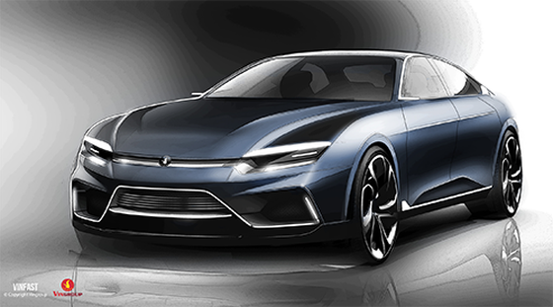 VinFast công bố thiết kế 20 mẫu xe hơi thương hiệu Việt ảnh 15