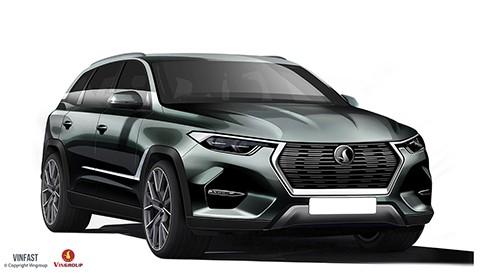 VinFast công bố thiết kế 20 mẫu xe hơi thương hiệu Việt ảnh 2