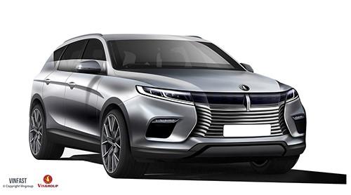 VinFast công bố thiết kế 20 mẫu xe hơi thương hiệu Việt ảnh 4