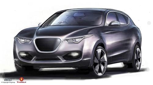 VinFast công bố thiết kế 20 mẫu xe hơi thương hiệu Việt ảnh 8
