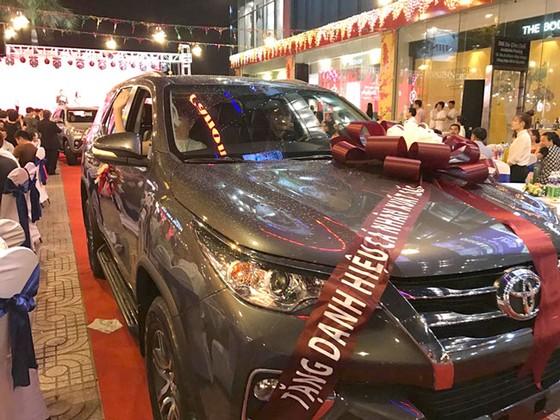 Năm nay, C.T Group tặng xe gì cho CBNV? ảnh 2