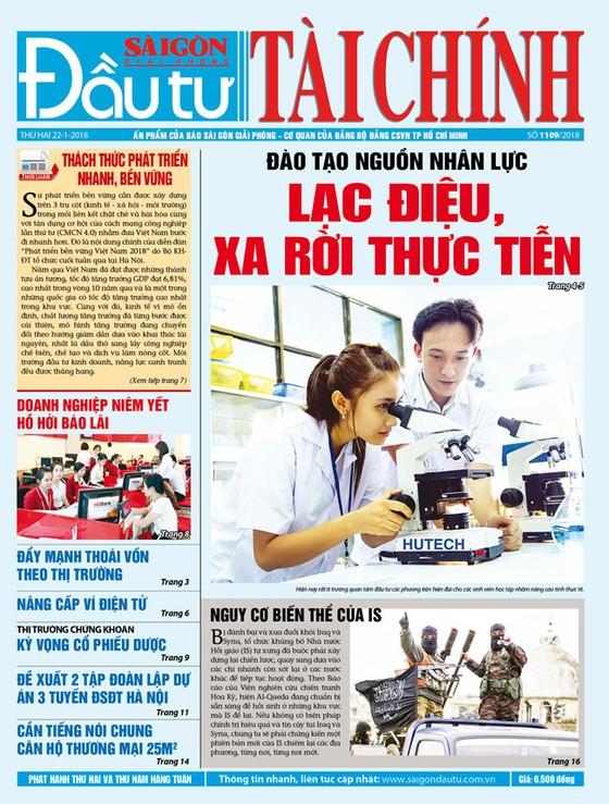 Đón đọc ĐTTC phát hành thứ hai ngày 22-1 ảnh 1