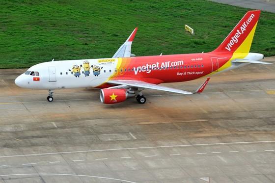 Đội bay sinh động của Vietjet vừa nhận thêm thành viên mới ảnh 14