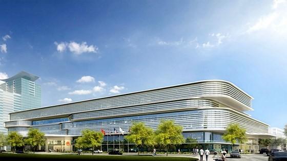 Lấy ý kiến người dân về kiến trúc công trình trụ sở UBND, HĐND TPHCM ảnh 1
