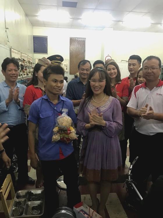 CBNV HDBank, Vietjet chắp cánh ước mơ cho người khuyết tật ảnh 5