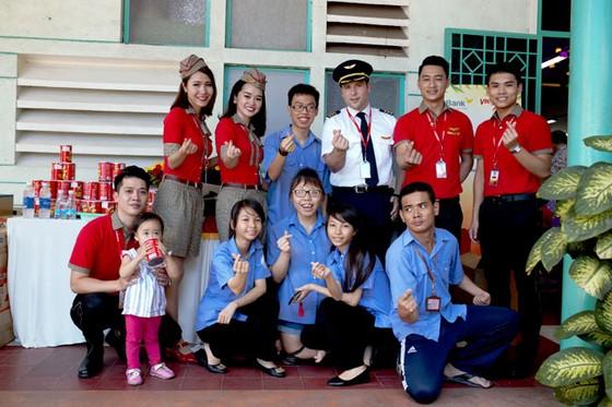CBNV HDBank, Vietjet chắp cánh ước mơ cho người khuyết tật ảnh 8