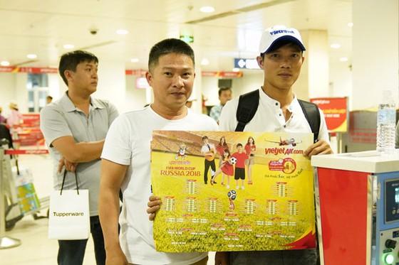 Hành khách hào hứng với lịch thi đấu World Cup 2018 của Vietjet ảnh 8
